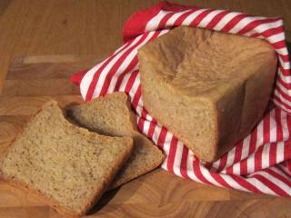 BIO bílý chléb