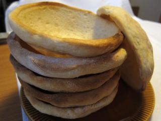 Chlebové misky na polévku