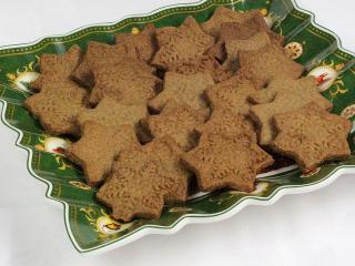 Švédské sušenky - Pepparkakor