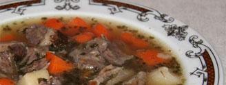 Masové polévky