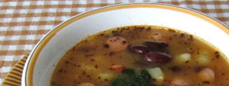 Luštěninové polévky