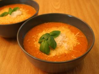 Fantozziho rajčatová polévka