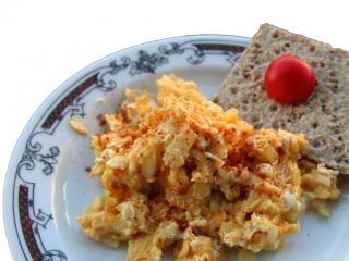 Míchaná vajíčka