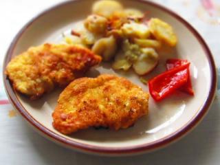 Domácí kuřecí řízky