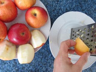 Jablečná kaše