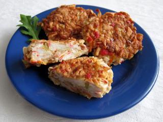 Surimi - rybí karbanátky