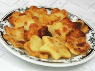 Kroketky z bramborové kaše