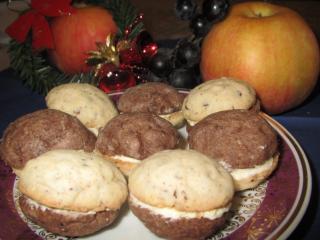 Dvoubarevné ořechy