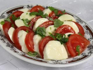 Salát Caprese