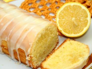 Citronový chlebíček