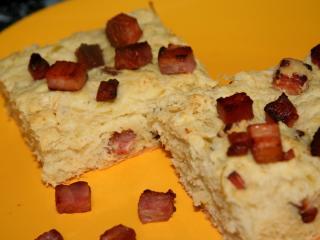 Trešeník se slaninou