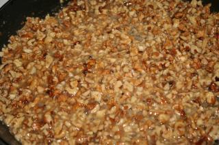 Ořechový griliáš