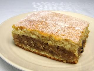 Zelný koláč