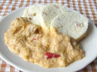Pikantní segedínský guláš