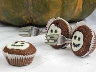 Halloween muffiny