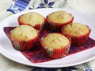 Medovo-perníkové muffiny