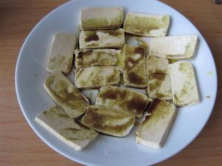 Příprava tofu