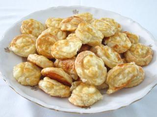 Pařenicové slané pečivo
