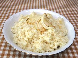 Cibulová rýže