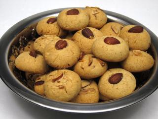 Kardamomové indické sušenky