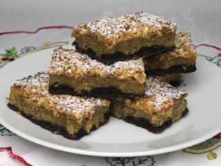 Arašídový koláč