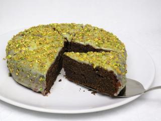 Čokoládovomakový dort