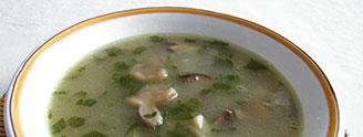 Houbové polévky