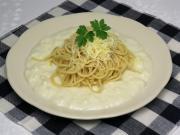 Květákové špagety