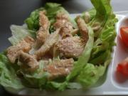 Sezamovo-kuřecí salát