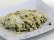 Rizoto se sýrem Pecorino