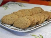 Ořechovo-semínkové sušenky
