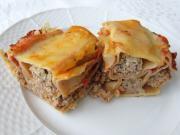 Cannelloni s masovou nádivkou