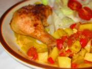 Kuře na španělský způsob