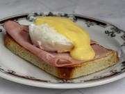 Ztracené vejce benedikt