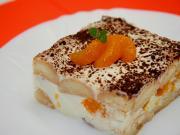 Tvarohovo smetanový dezert