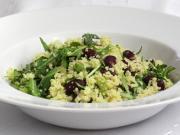Fazolový salát s kuskusem