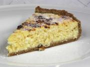 Medovo-tvarohový koláč