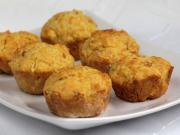 Šunkové muffiny
