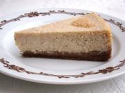 Skořicový cheesecake
