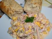Lahůdkový kukuřičný salát