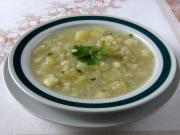 Kedlubnová polévka pro děti