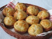 Škvarkové pagáčové muffiny
