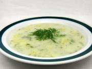 Koprová smetanová polévka