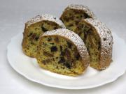 Čokoládovo-ořechová bábovka s fíky