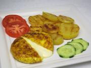 Grilovaný skořicový Camembert