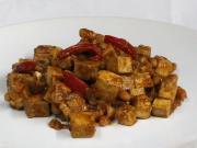 Tofu s fazolemi