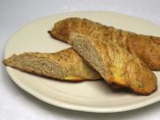 Chlebové brynzové pečivo