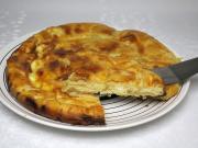 Balkánský koláč z listového těsta
