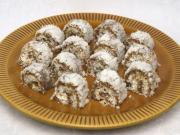 Kokosové roládky