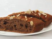 Perníkový chlebíček z žitné mouky